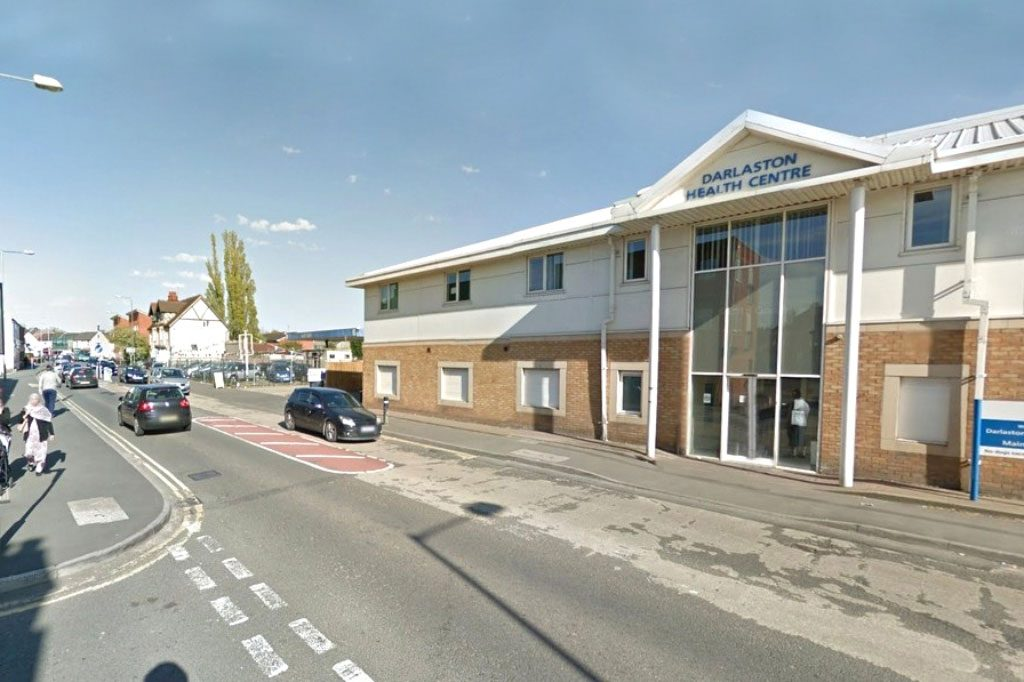 Darlaston-Health-Centre
